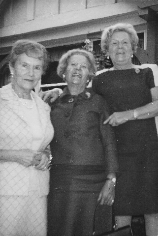 Mum and Sisters, 1966